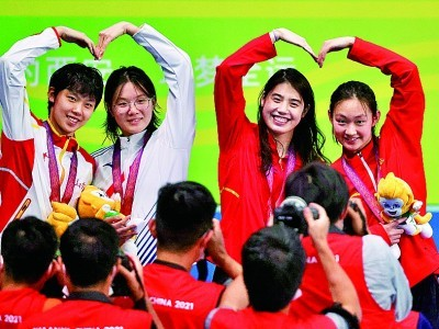 延安:红色体育精神代代相传