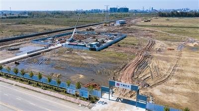 投资1523.8亿元,青岛这185个重大项目集中开工