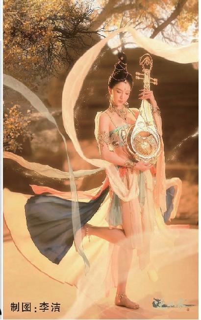 """当代审美融通传统文化 """"中国风""""澎湃涌向舞台"""