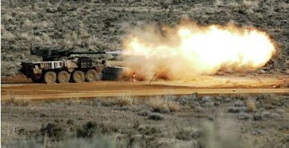 美国陆军承认其主力装甲车问题连串 未达到期望