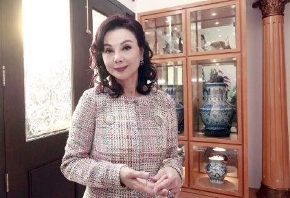 林建岳前妻谢玲玲确诊新冠住院 曾因王祖贤被抛弃