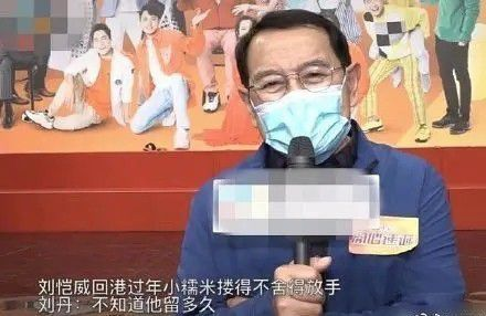 刘丹曝小糯米极度思念父母 见刘恺威舍不得放手