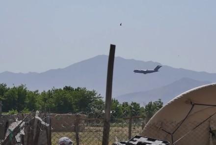 阿媒:美军撤离阿富汗最大空军基地--巴格拉姆基地