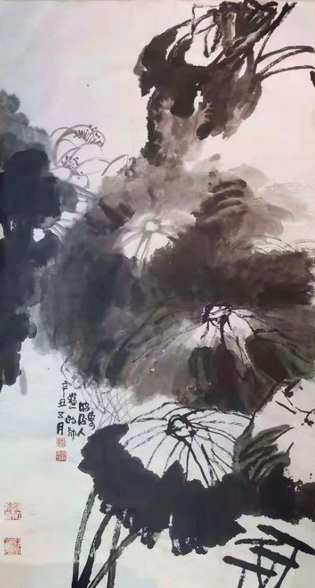 意由境生笔墨随——苏政勋先生作品赏