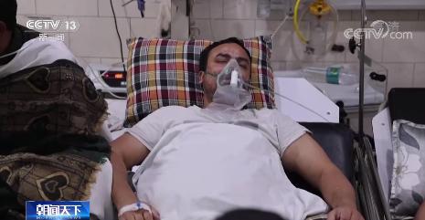 床位难求 氧气告急 印度重症患者救治难