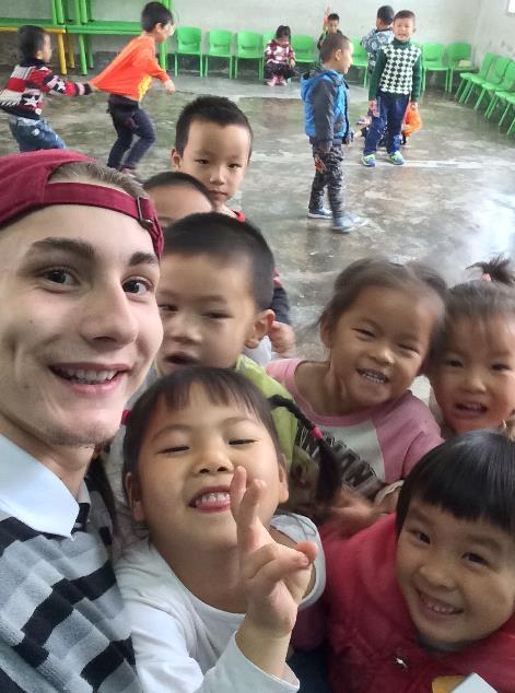 德国大学生:在广西支教的经历让我受益匪浅