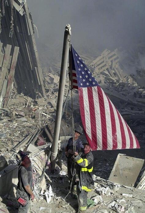 """""""9·11""""事件后20年,美国精英们到今天还没有活明白"""