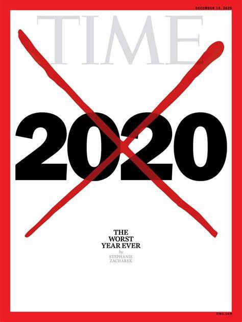 """2020年美国十大""""名言""""揭晓 道不尽这一年曲折离奇"""
