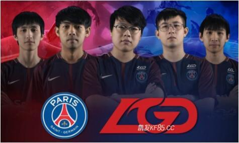 2021LPL夏季赛积分榜聚焦TT战队 VS LGD战队