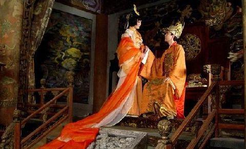 中国古代最恩爱的一对皇帝 你肯定不知道!
