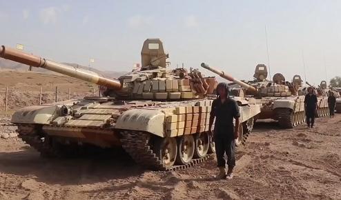 俄军将在阿富汗边境附近演习,演练消灭恐怖团伙