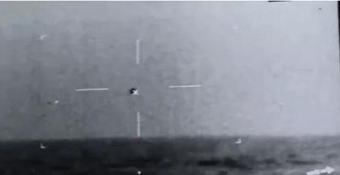 美海军前飞行员:连续好几年每天会看到UFO