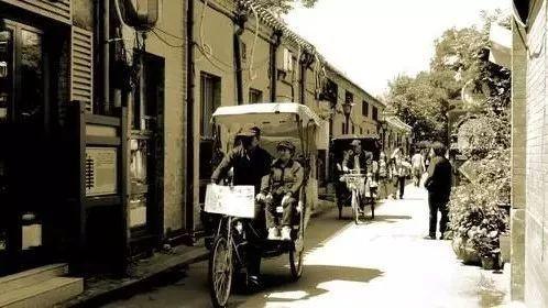 北京胡同旧影
