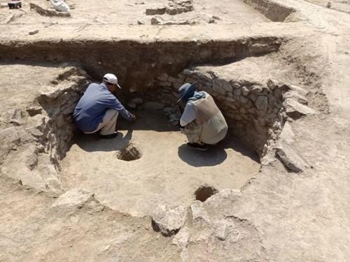 """内蒙古考古首次发现史前时期""""空调房"""""""