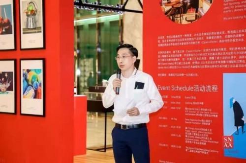 Choo Noble彩铅共享·艺术互动体验咖啡快闪店开幕