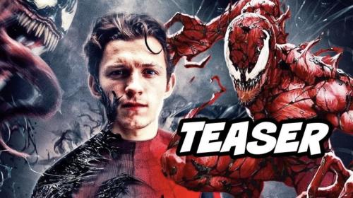 """《毒液2》曝光幕后照 """"反派夫妻""""登场!毒液与蜘蛛侠或将有联动?"""