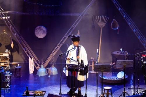 莫西子诗灵魂音乐会《时间的声音》唱响蓉城