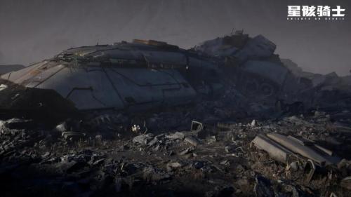 全球科幻动画热潮持续,国创全CG科幻剧集《星骸骑士》即将上线
