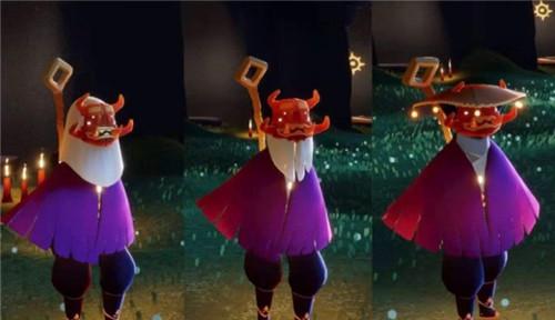 光遇螃蟹面具要多少蜡烛兑换