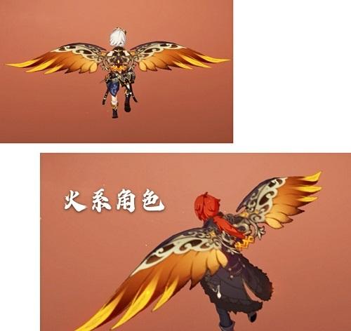 原神翅膀获取方法及适用角色推荐