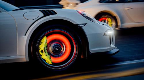 布雷博成为GranTurismo7赛车游戏制动系统合作伙伴