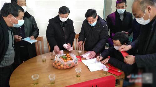 村民患病陷困境 全村捐款暖人心