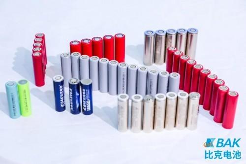 倾心制造,比克动力电池4680大圆柱系列