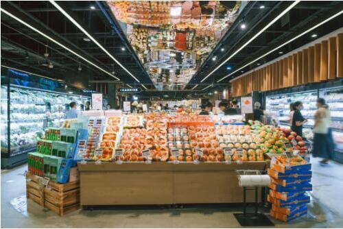 """Olé精品超市多场景消费方案,以东方美学为传统佳节添""""新意"""""""