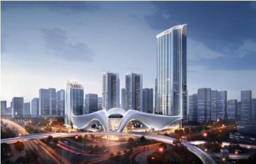 吕元祥建筑师事务所持续发力大湾区打造世界级生活工作圈