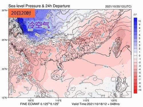 """顺德受冷空气影响气温呈""""跳水式""""下降 降温过程最低气温将达16℃"""