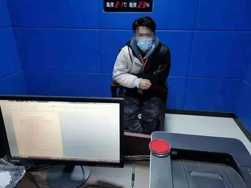 河北廊坊两名男子试图使用伪造核酸检测报告进京,被警方行拘