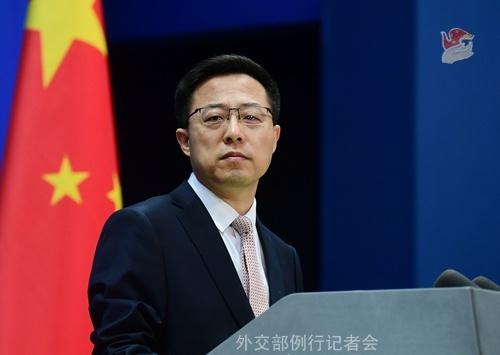 外交部:人权理事会联署支持中国的国家已增至68国