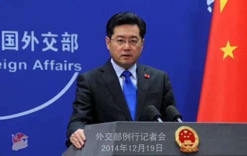 秦刚履新中国驻美大使 曾是外交部最年轻副部长
