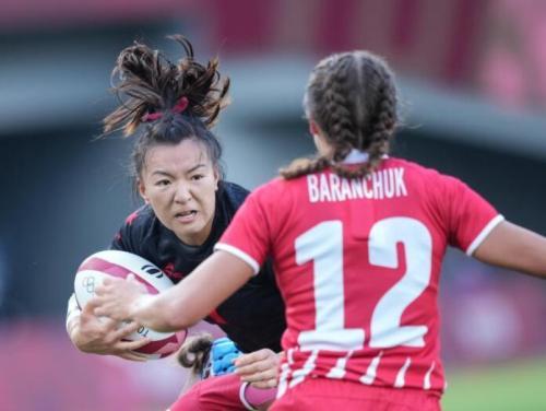 七人制橄榄球:中国获得女子第七名