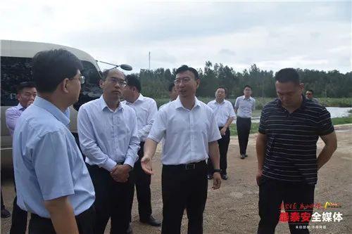 张涛:坚定不移推动生态环境质量持续改善