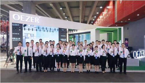 2021广州建博会正式开幕!欧哲门窗盛装出席,携新技术,新产品惊艳亮相