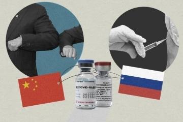 """还在炒中俄""""疫苗外交"""" 某些西方人究竟有多""""酸"""""""