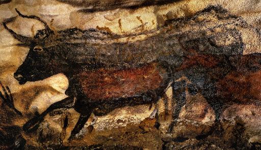 《黑牛图》拉斯科洞窟