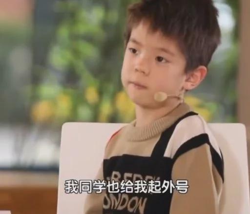 杜江霍思燕观看儿子演出 7岁嗯哼参与歌词创作