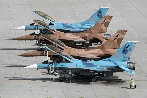 美国空军不要的F-16战斗机,美国海军想要