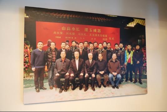 """戏曲文化专业委员会拜访京剧98岁""""鼓王""""王玉璞"""