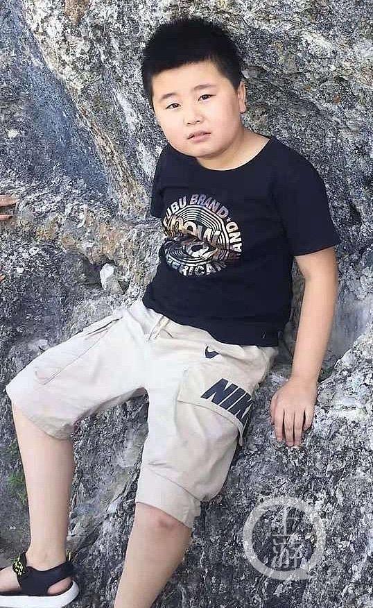 11岁男孩出门买冰激凌失踪7天 父母悬赏15万寻人