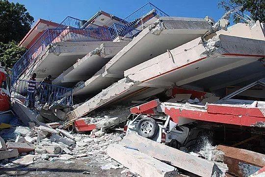 海地地震已致1297人死亡