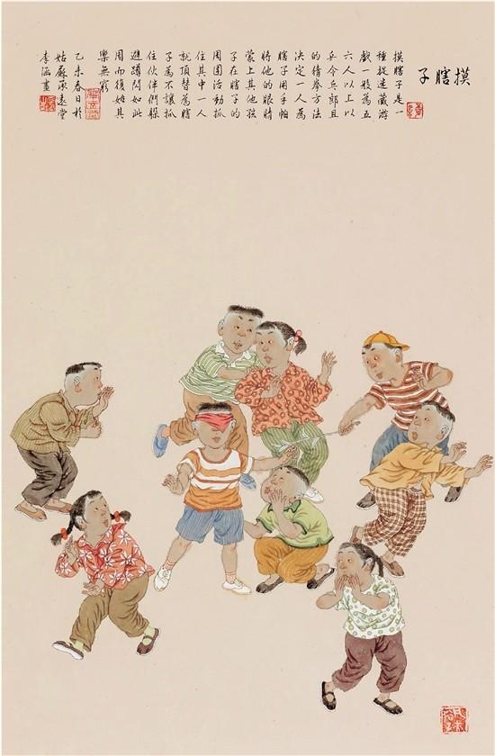 美术馆里的六一 让孩子们在艺术的海洋里徜徉
