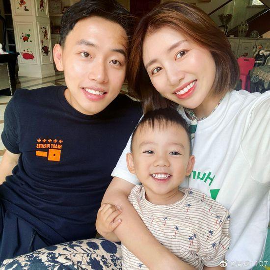 奥运冠军邹凯老婆怀二胎:家庭地位也下降了一位