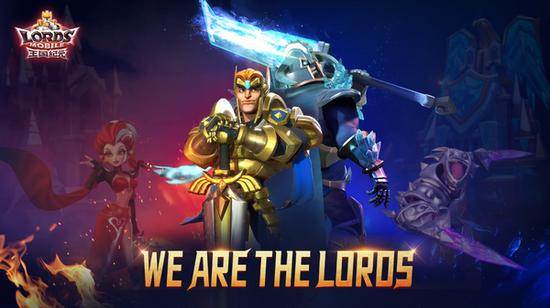 《王国纪元》:当全新战歌响起时,亿万老玩家落泪了