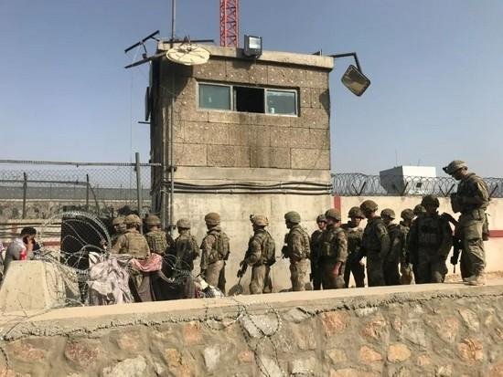 综述:仓促撤离阿富汗 美国让欧洲很受伤