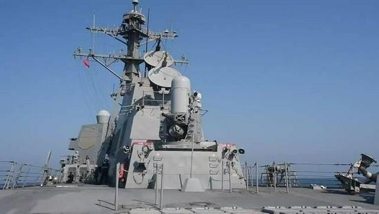 美最强大驱逐舰加入第七舰队 将进日本新母港