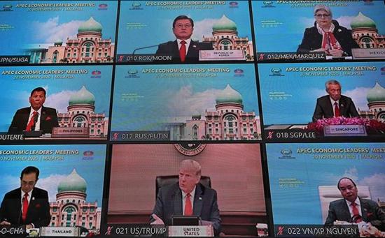 三场与世界的对话 中国讲了什么?