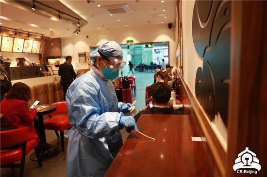 放心!北京六大火车站环境检测样本2000余份均为阴性